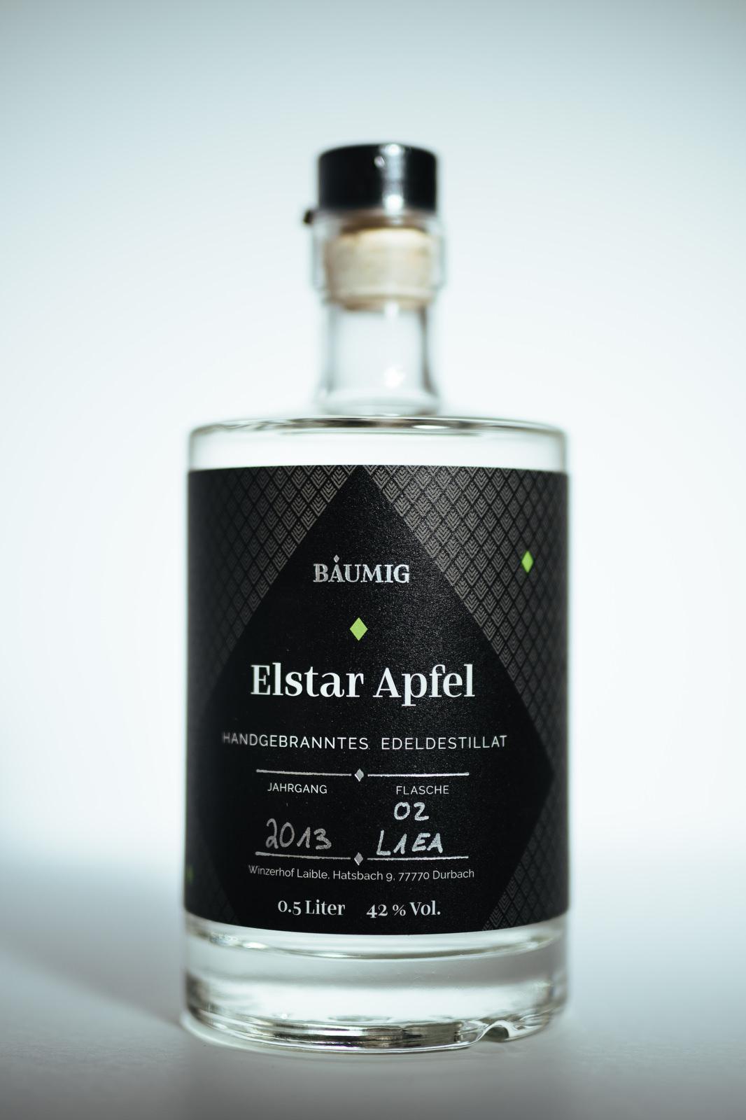 Edeldestillat Elstar Apfel Flasche kaufen