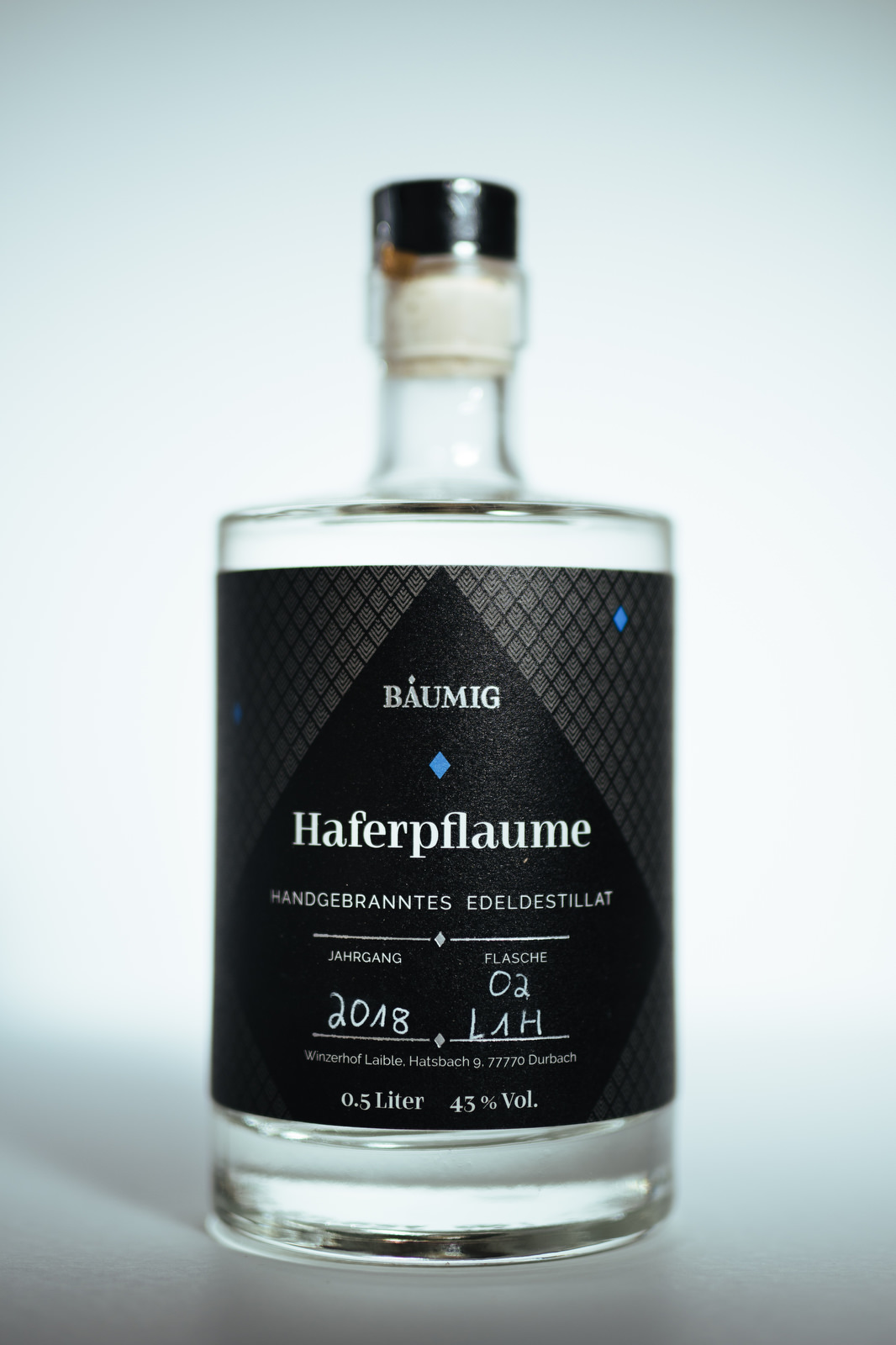 Edeldestillat Haferpflaume Flasche kaufen