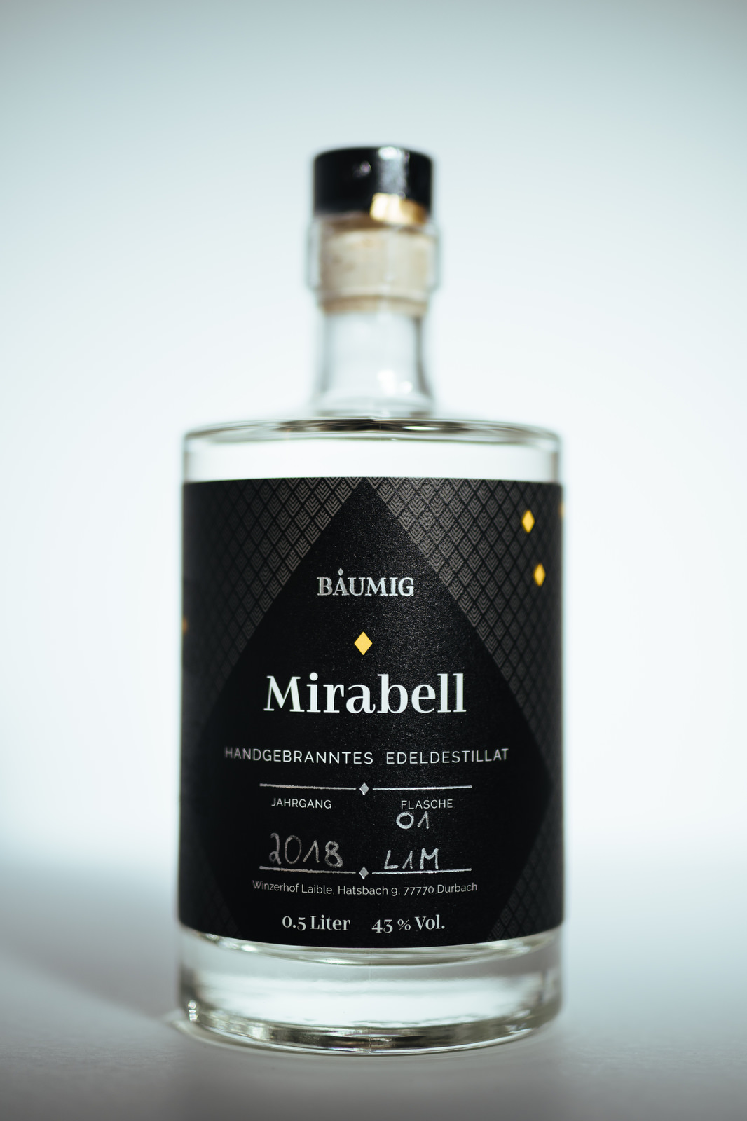 Edeldestillat Mirabell Flasche kaufen
